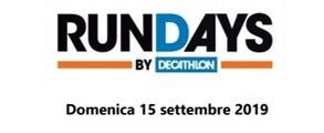 Rundays di Decathlon per arrivare al meglio alla 18^ Corripavia